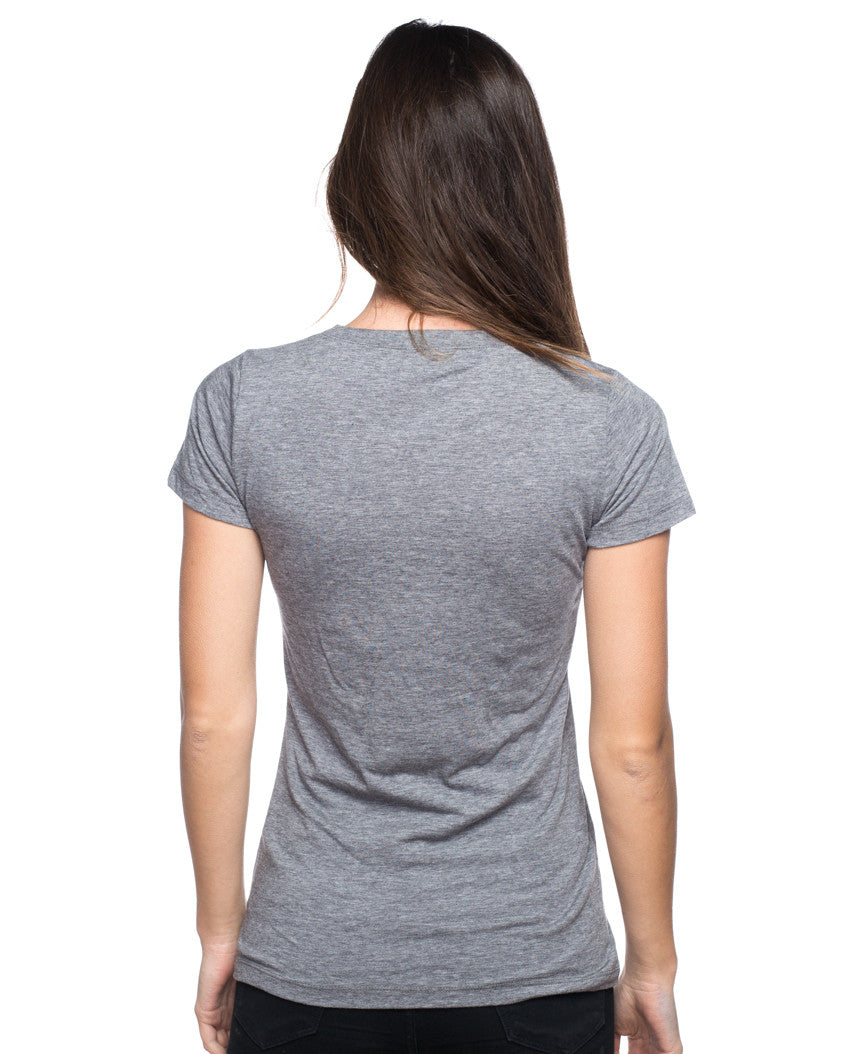 Once Upon A Time Triblend Short Sleeve Tee