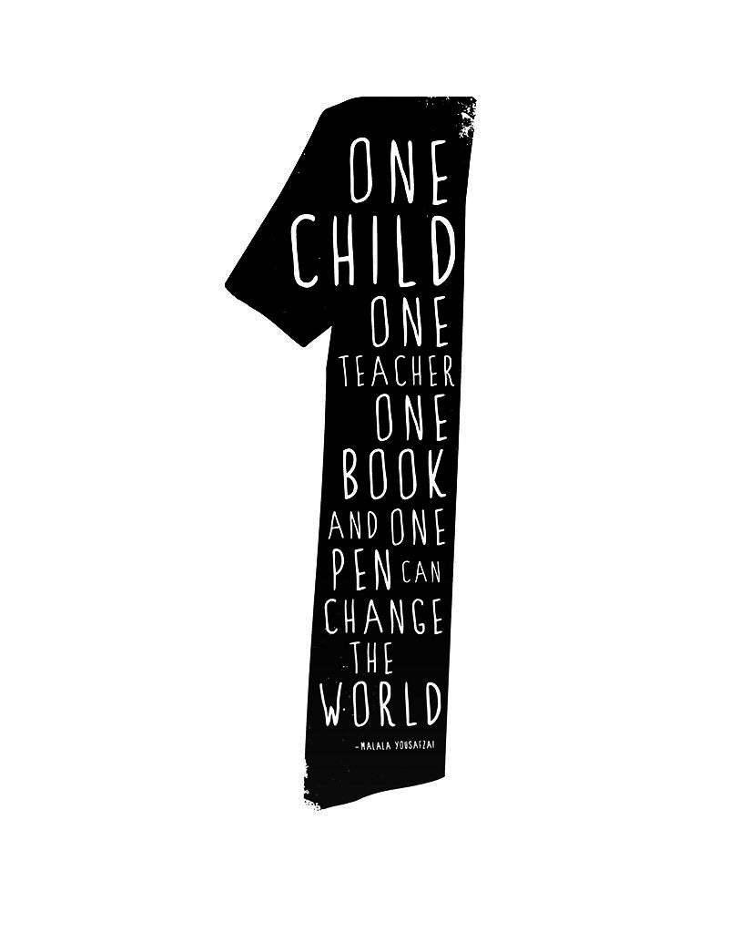 One Child One Teacher Womens Flowy Raglan
