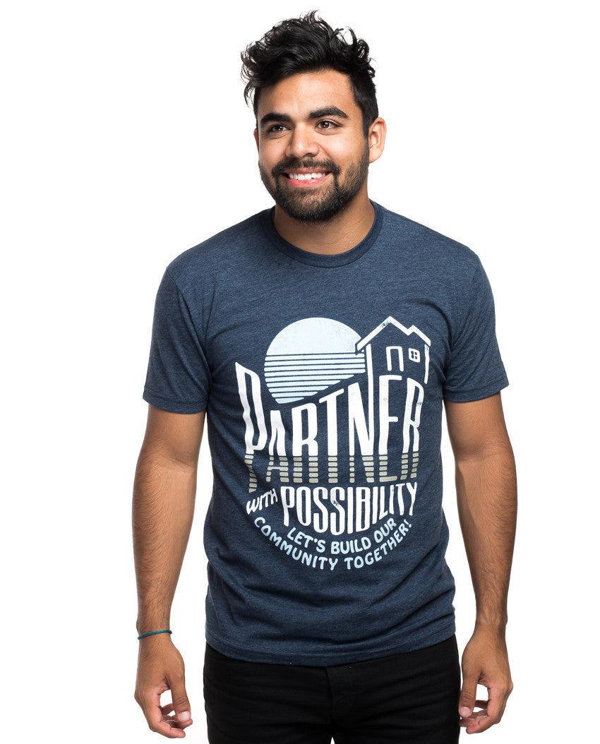 Partner With Possibility Tee