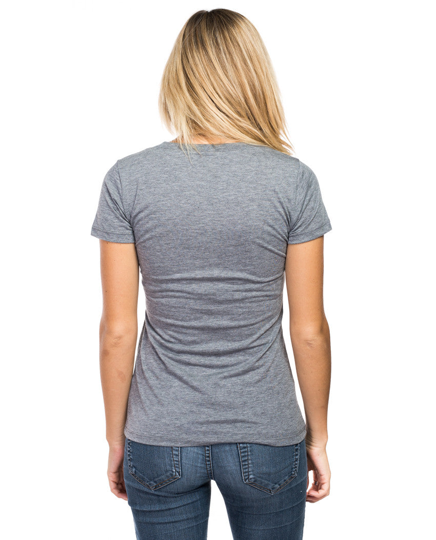 Free To Roam Triblend Short Sleeve Tee