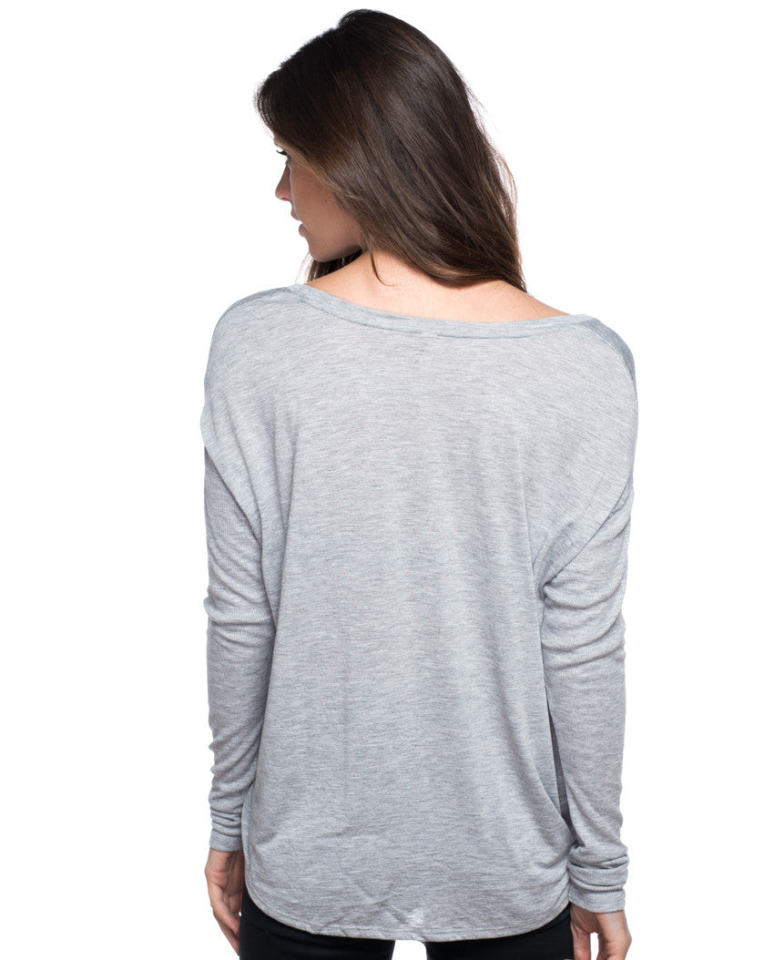 Restore Lives Restore Hope Flowy Long Sleeve Tee