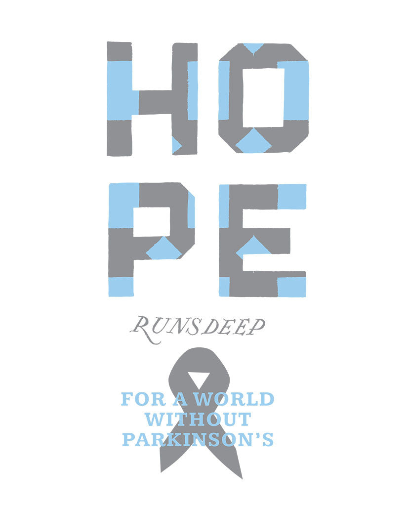 Hope Runs Deep Womens Flowy V-Neck