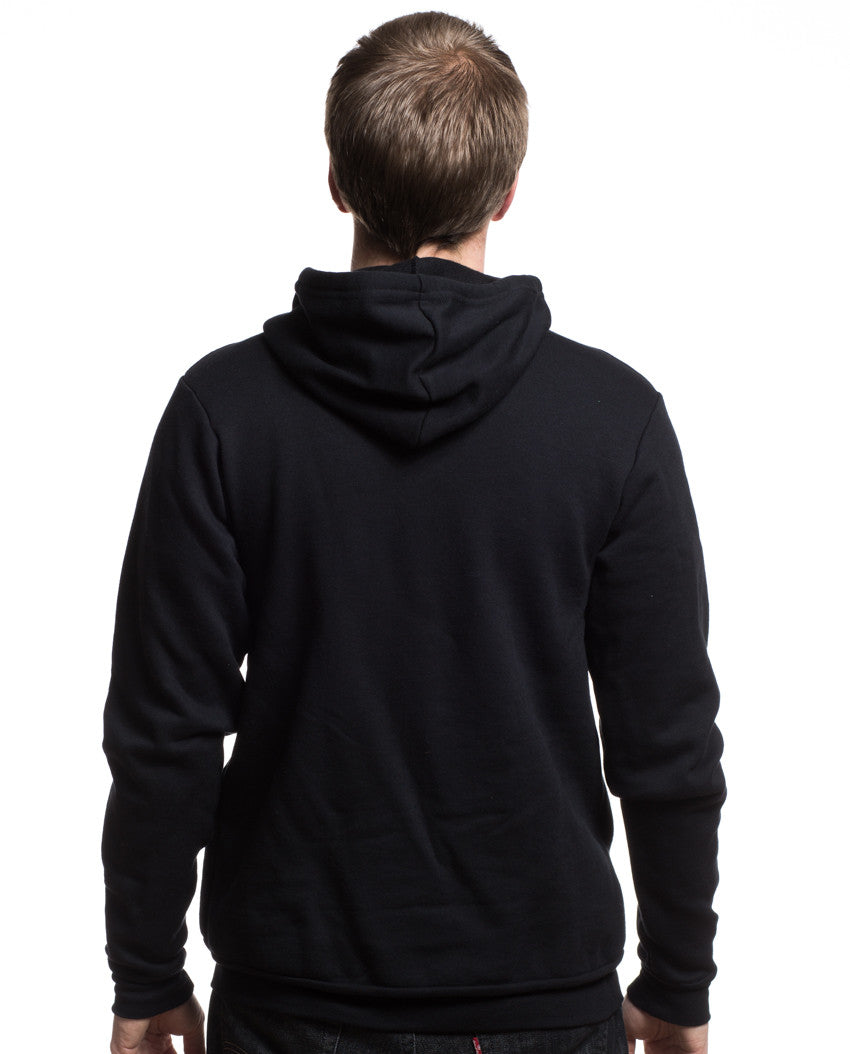 Safe and Sound Mens Hoodie