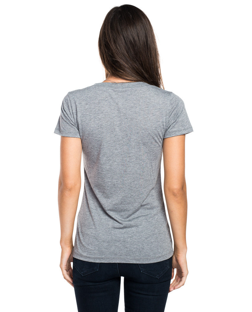 Calm Seas Triblend Short Sleeve Tee