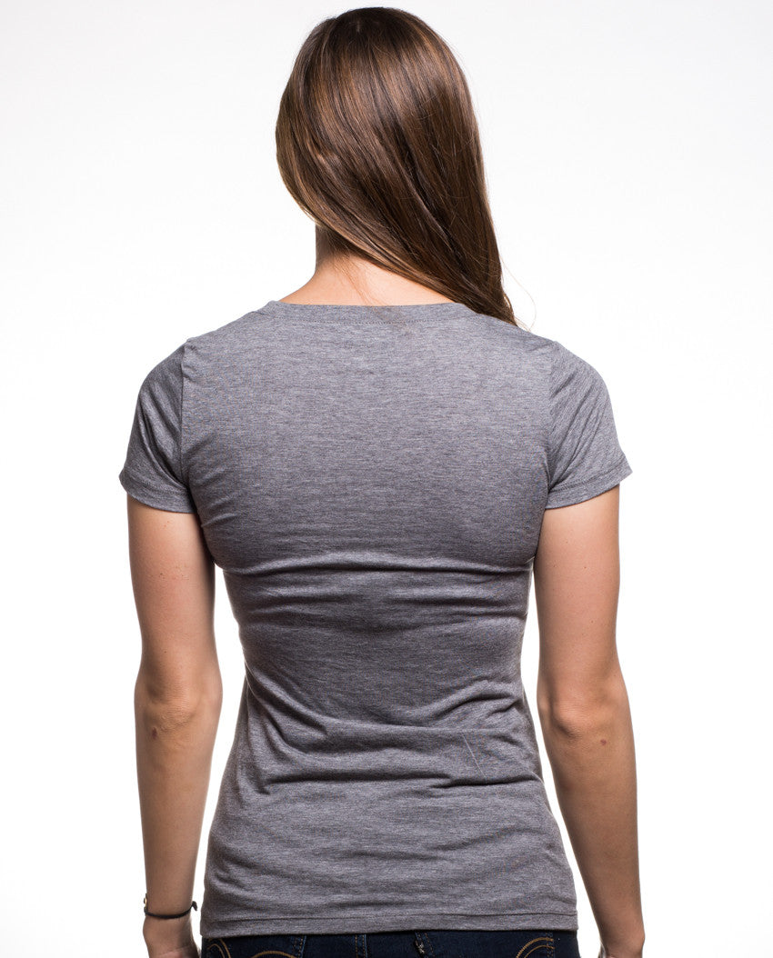 See The Invisible Triblend Short Sleeve Tee