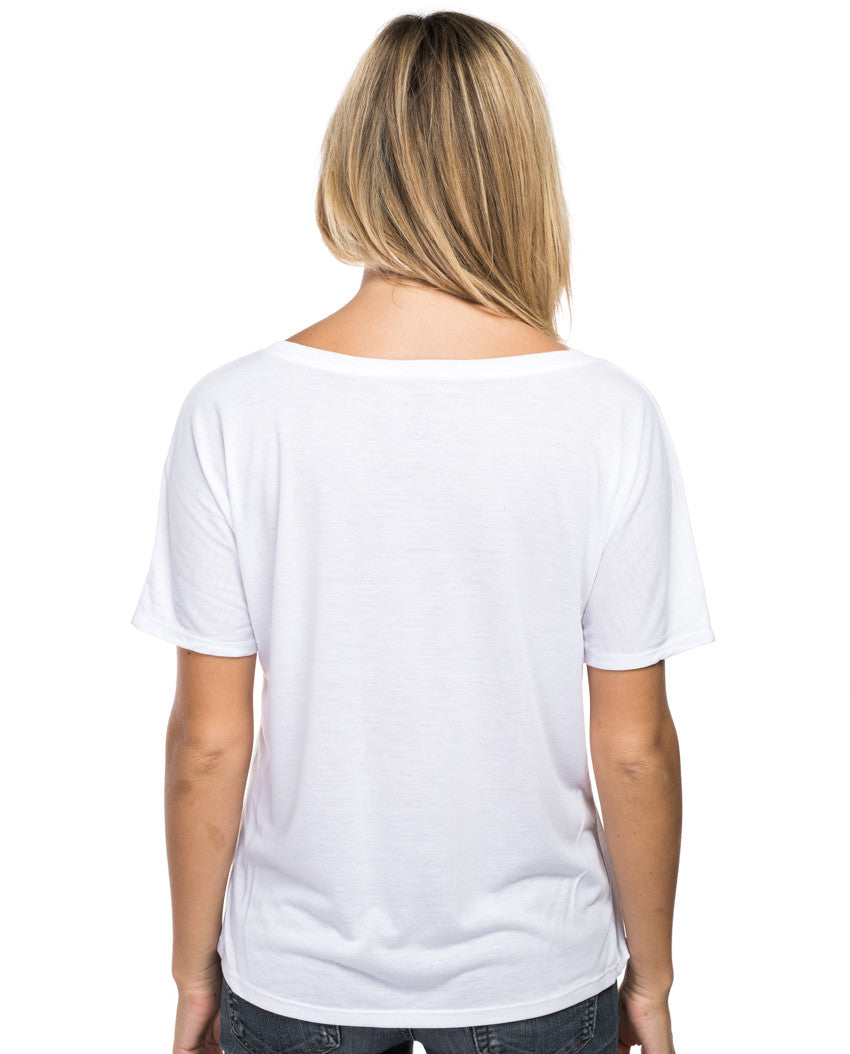 Great Smoky Mountains Flowy V Neck