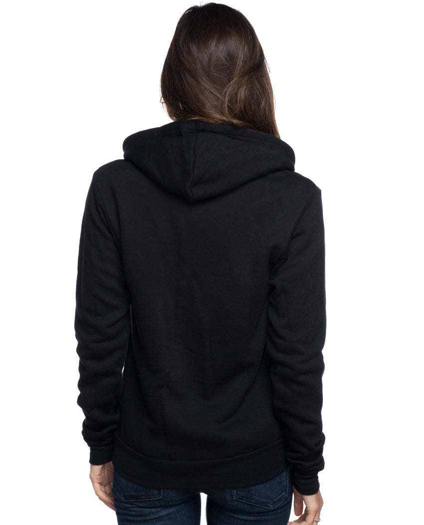 Someone Is Praying Womens Hoodie