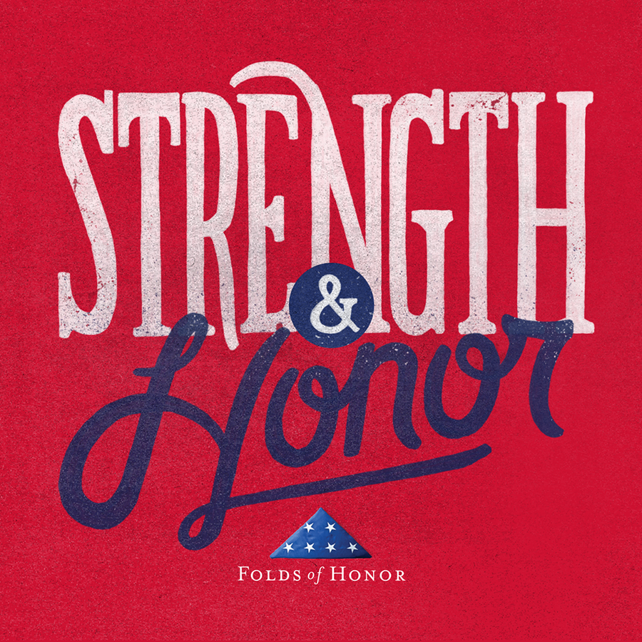 Strength & Honor Men's Short Sleeve Tee