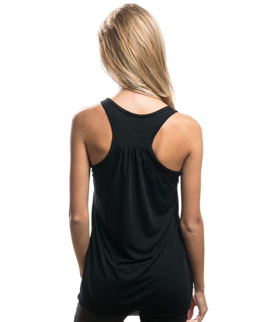 Together We're Stronger Flowy Racerback Tank