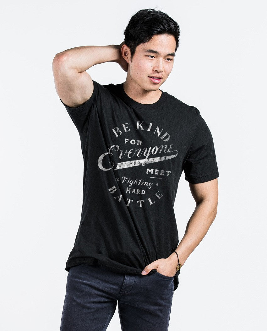 T-shirt - Be Kind Everyone Premium Fitted Tee