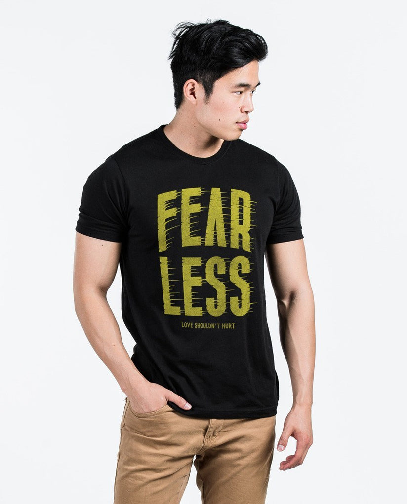 T-shirt - Fearless Premium Fitted Tee