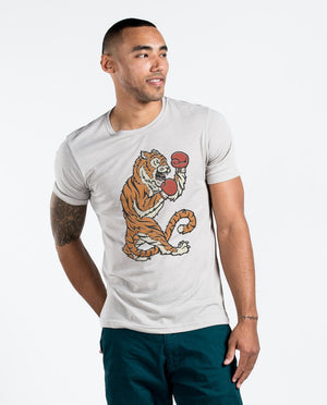 T-shirt - Fighting Tiger Premium Tee