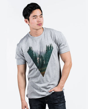 T-shirt - Forest Premium Fitted Tee