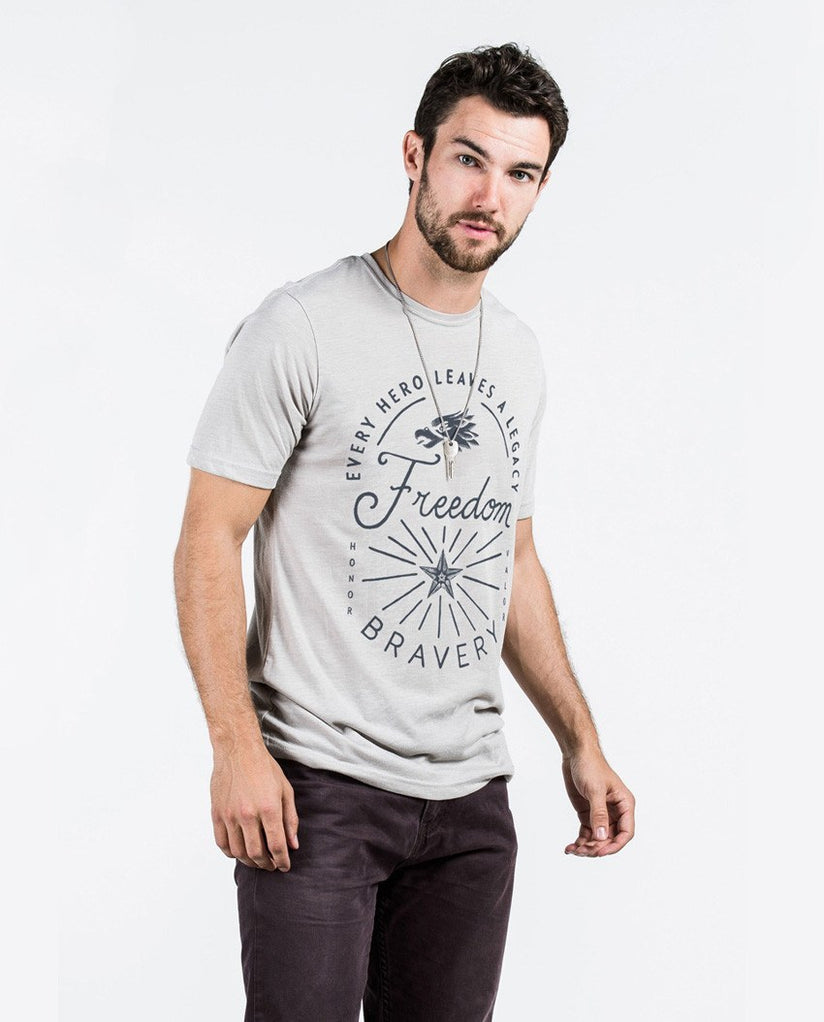 T-shirt - Heroes Leave A Legacy Premium Tee