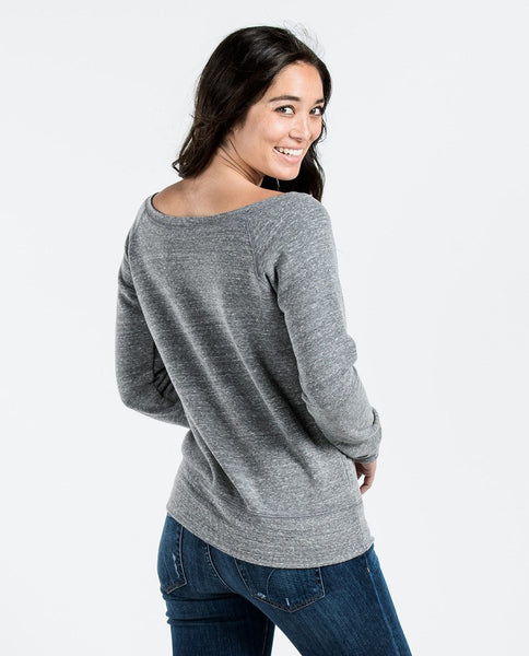 T-shirt - Knowledge Is Key Slouchy Sweatshirt