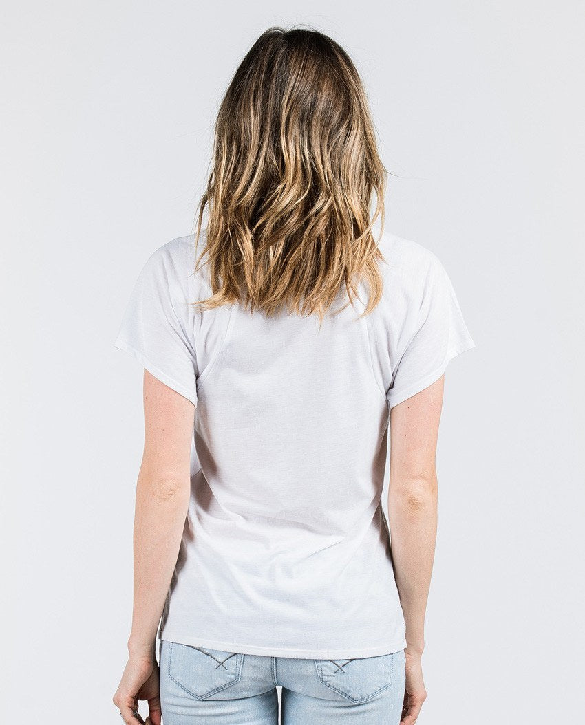 T-shirt - Learn Flowy Raglan
