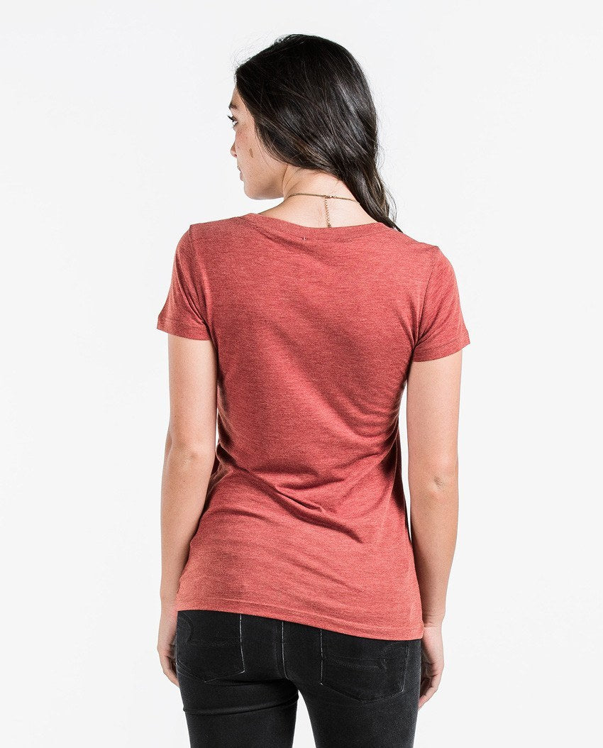 T-shirt - New Beginnings Triblend Short Sleeve Tee