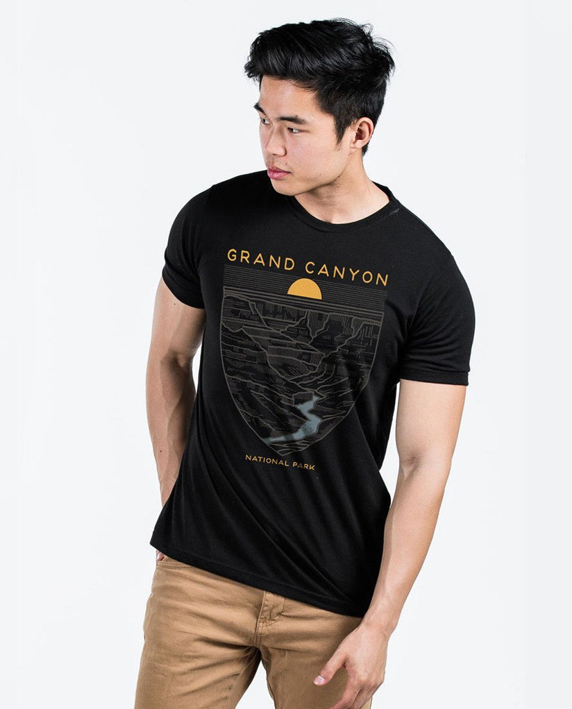 T-shirt - The Grand Canyon Premium Fitted Tee