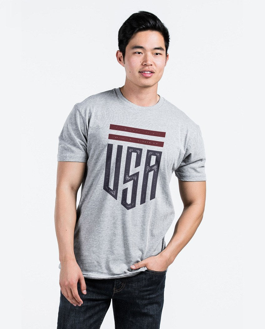 T-shirt - USA Premium Fitted Tee