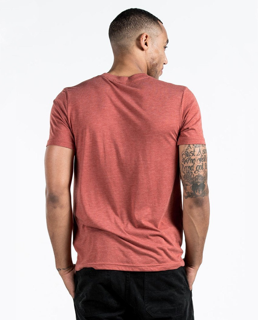 T-shirt - Yosemite Unisex Triblend Short Sleeve Tee