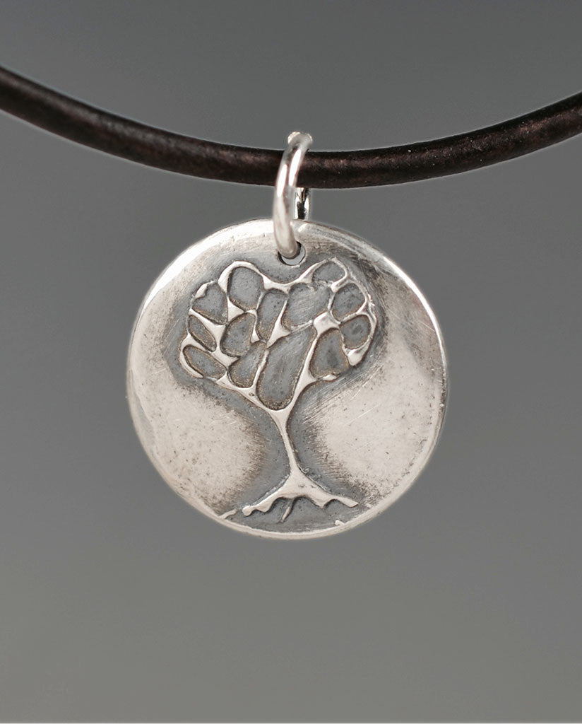 Arbor Day Aquilla Sterling Silver Totem