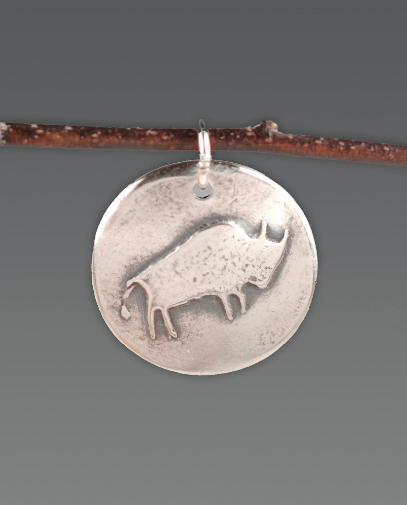 Aquilla Yellowstone Sterling Silver Totem