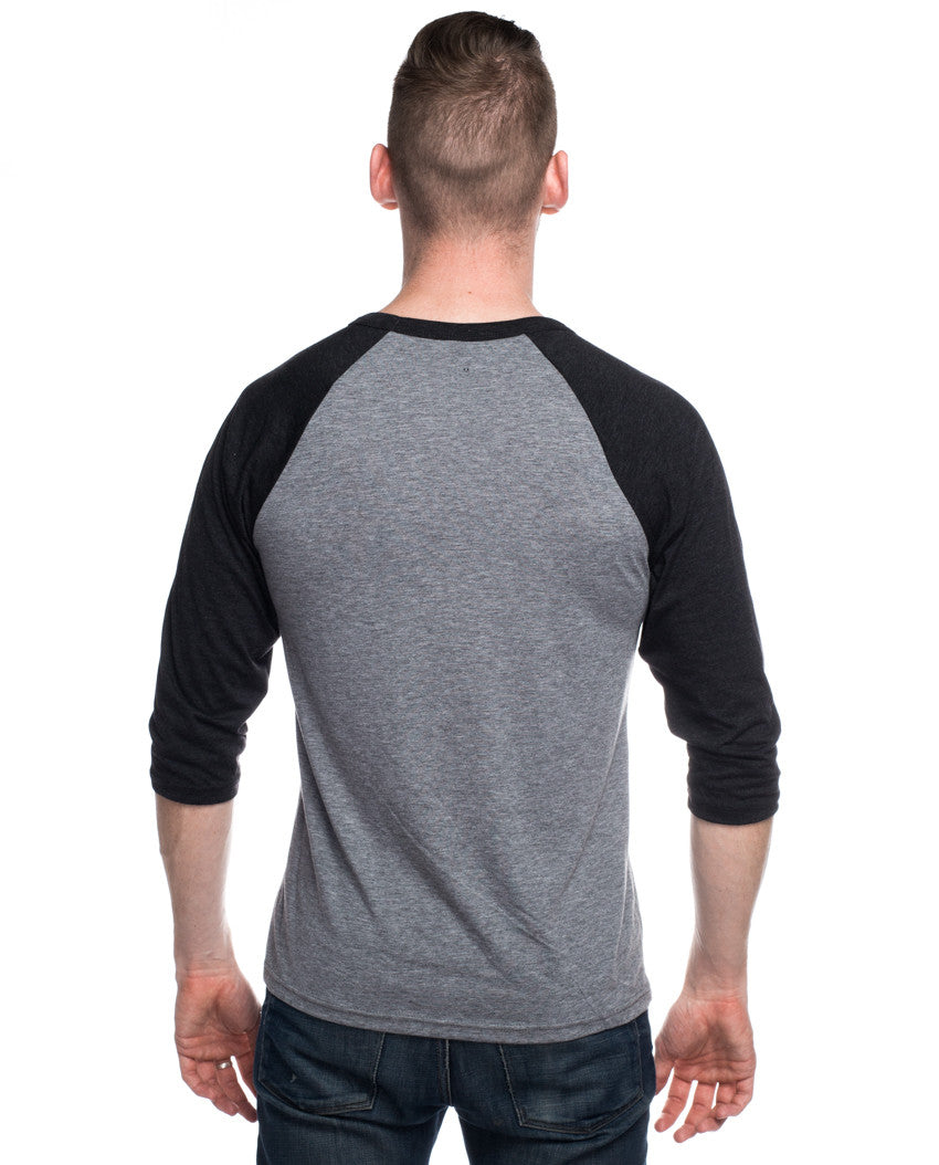 Vibrant Community Mens Baseball Tee