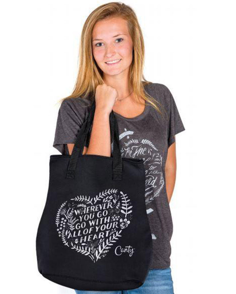WHEREVER YOU GO Canty Waterproof Tote