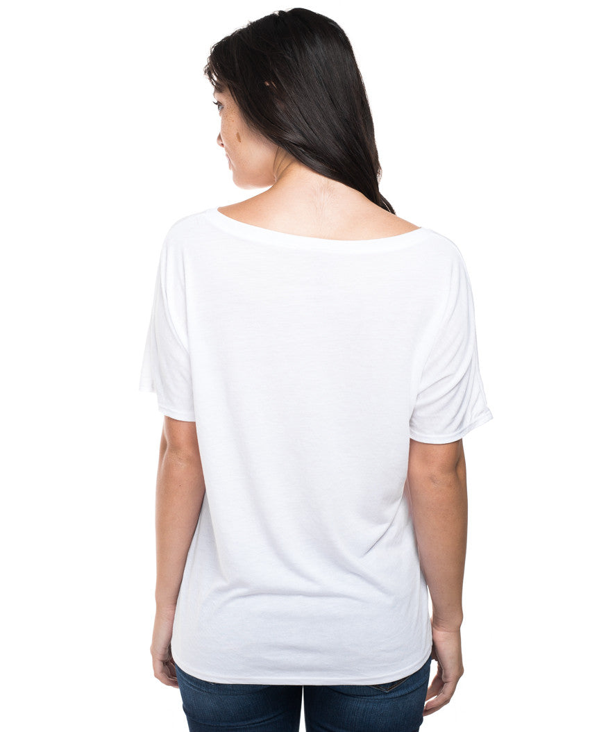 Wild and Free Flowy V Neck