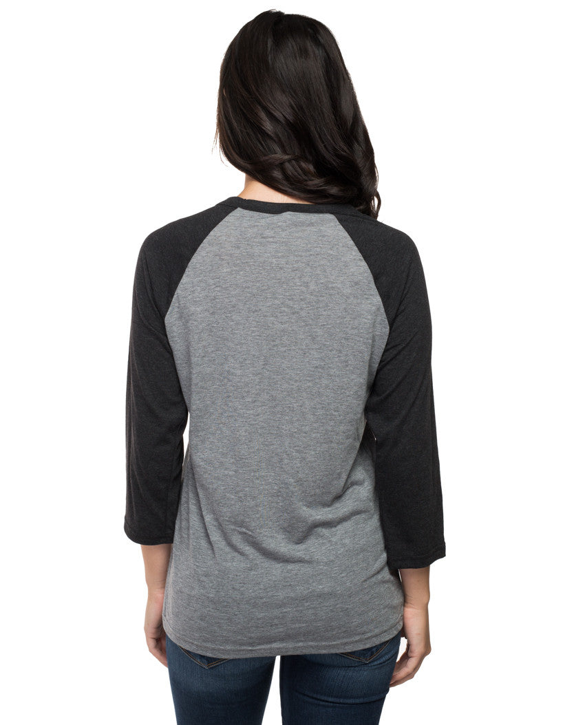 Your Value Womens Baseball Tee