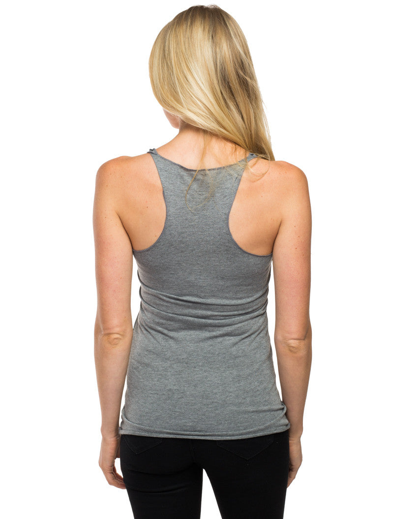 Your Value Triblend Racerback Tank