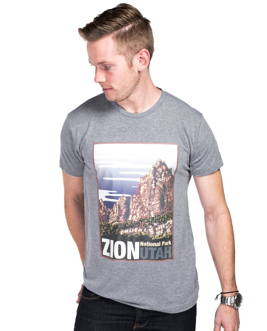 Zion Fitted Tee