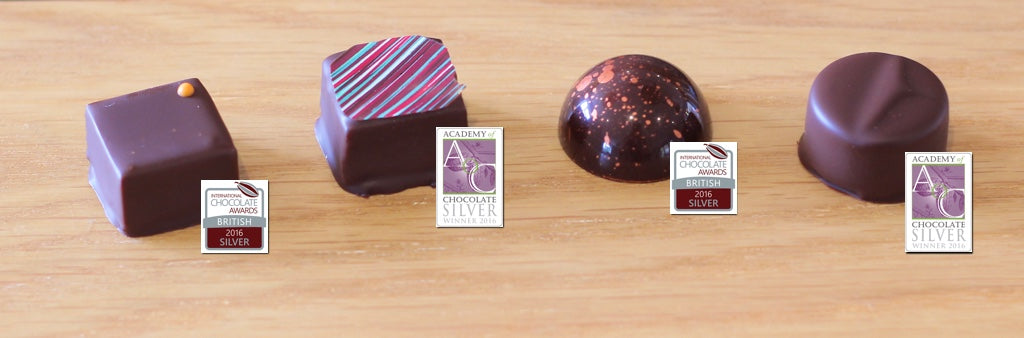 2016 award winning chocolates