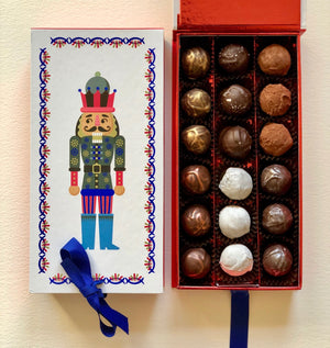 Christmas Chocolate truffle collection
