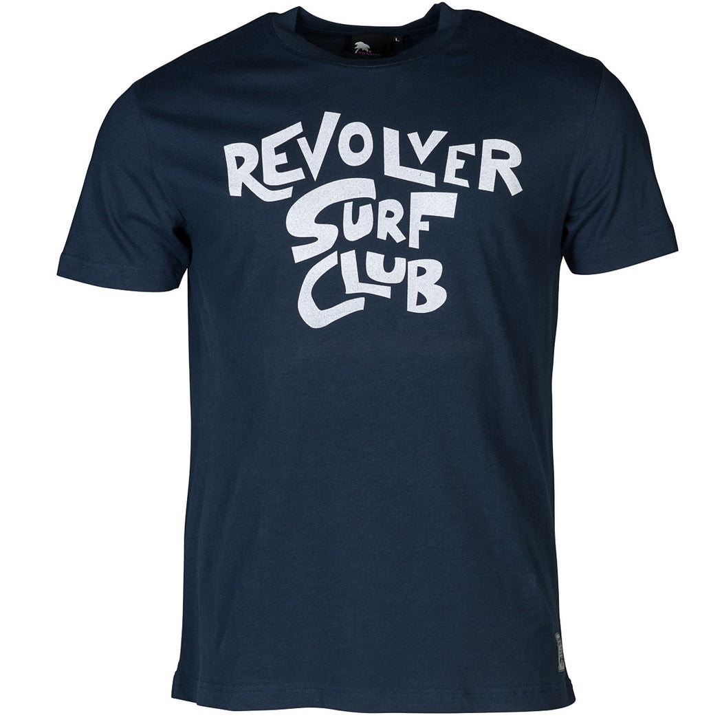 Revolver Surf Club Navy Tee