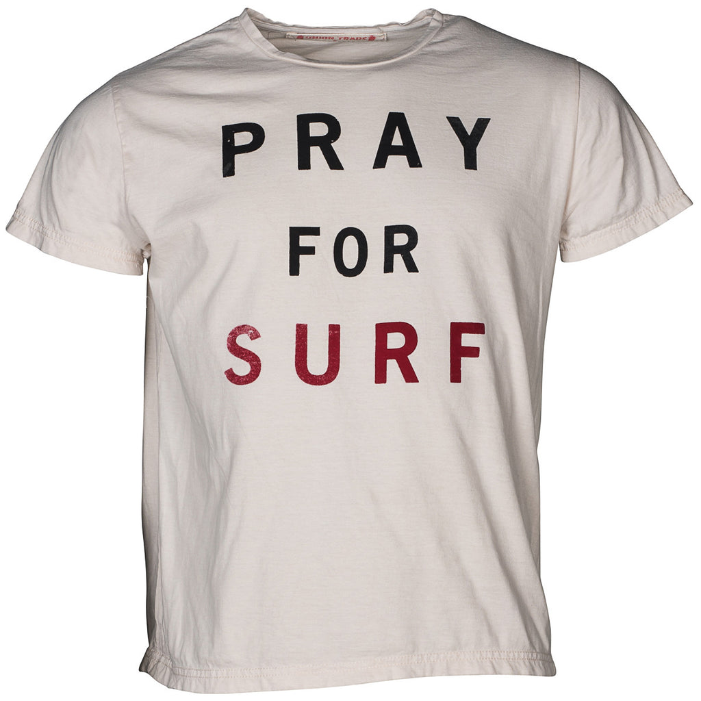 Union Trade Pray For Surf Tee