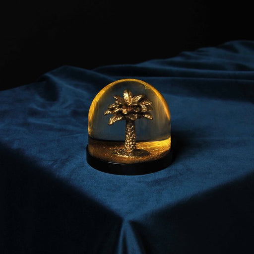&klevering | Wonderball Palm Tree | Gold