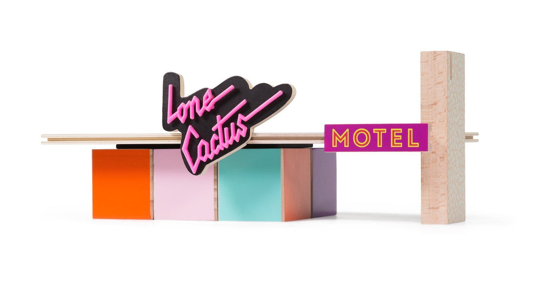 Candy Lab - Lone Cactus Motel