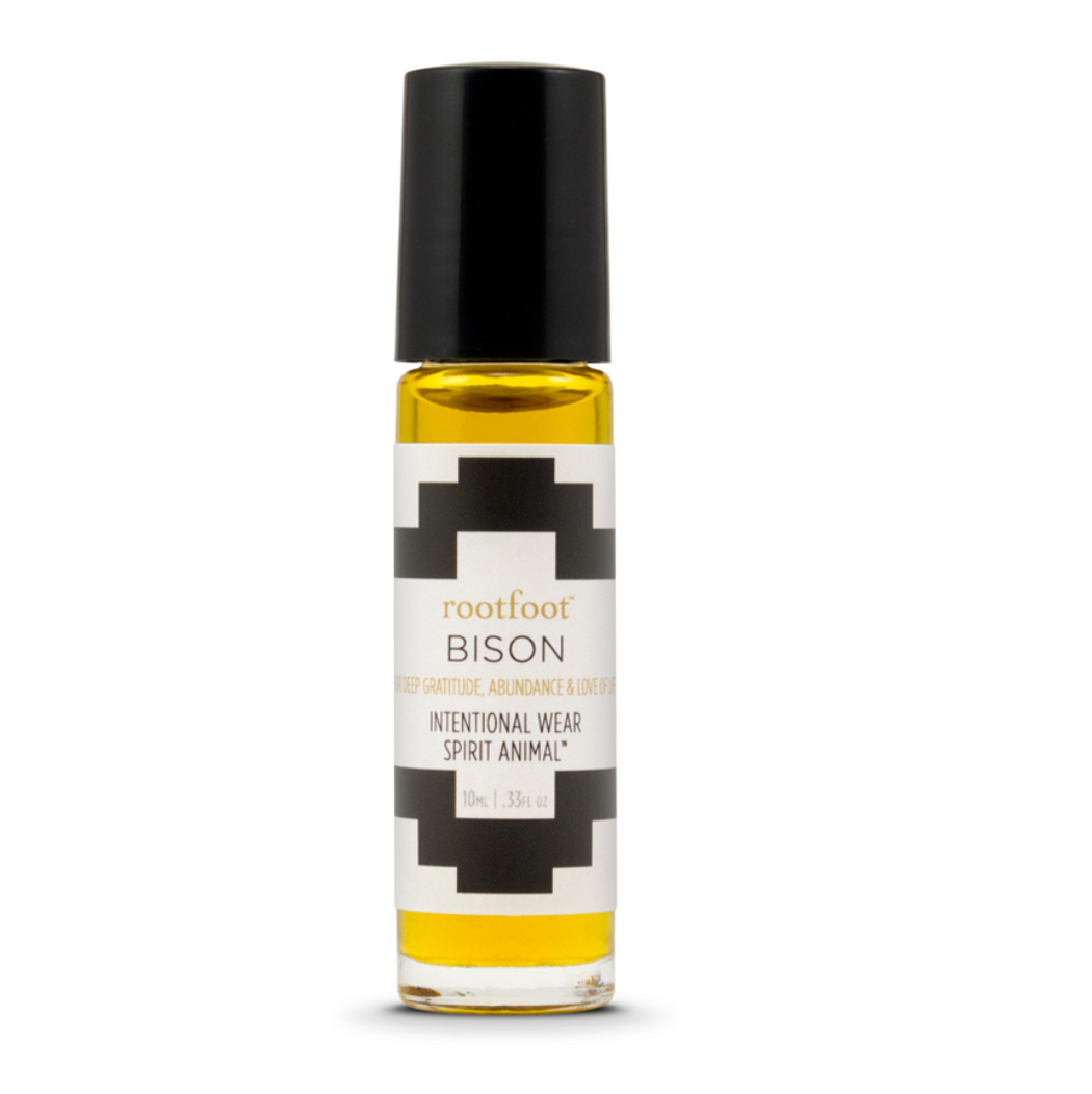 ROOTFOOT Spirit Animal fragrance | Bison