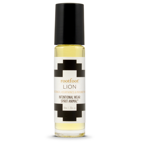 ROOTFOOT Spirit Animal fragrance | Lion