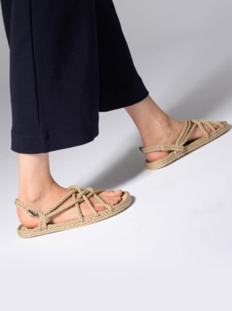 65745b63aa8 Nomadic State of Mind JC Sandals Beige — MMW at Revolver | On land, at sea  & everything in between