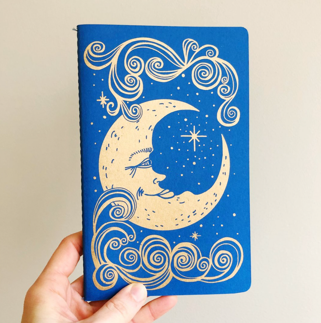 The Rainbow Vision | Moon Notebook