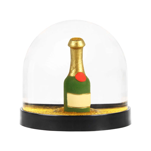 & KLevering Champagne Snow Dome