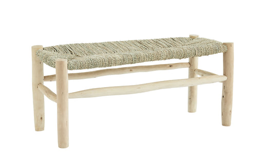 Madam Stoltz Wooden Bench