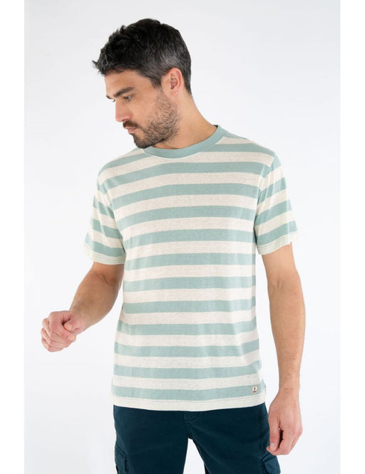 Armor-Lux Heritage Striped T-Shirt