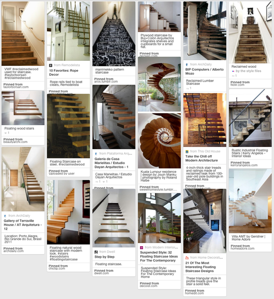 Stair Tread Finishes and Noses