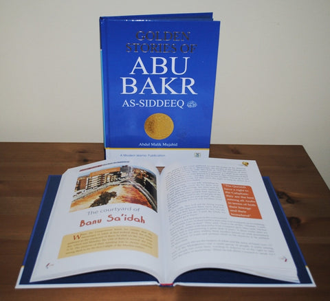 Golden Stories of Abu Bakr As-Siddeeq