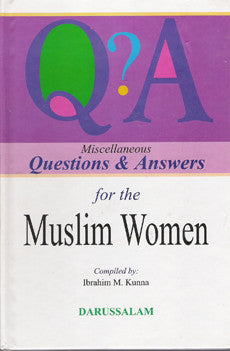 Questions and Answers for the Muslim Women