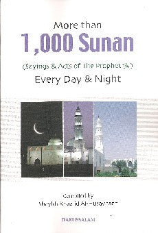 More Than 1,000 Sunan