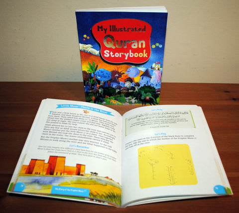 My Illustrated Qur'an Storybook